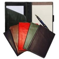 Jr. Leather Pad Holders, Junior Legal Pad Holders, Custom ...