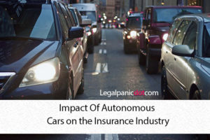 Impact Of Autonomous Cars on the Insurance Industry