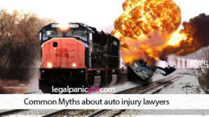 Common Myths about Auto Injury Lawyers
