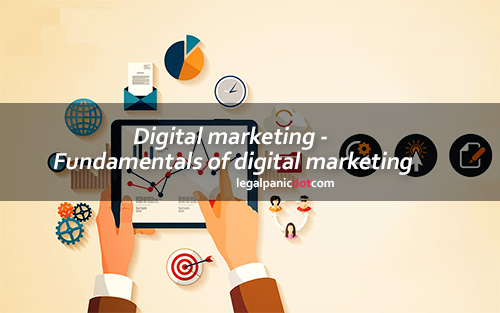 Digital marketing - Fundamentals of digital marketing