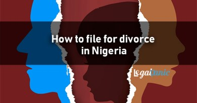 How to file for divorce in Nigeria - Grounds for divorce in Nigeria