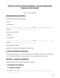 Certificat De Ramonage Vierge Pdf : certificat, ramonage, vierge, Contrat, Location, Gratuit, Imprimer, Modèle, Télécharger