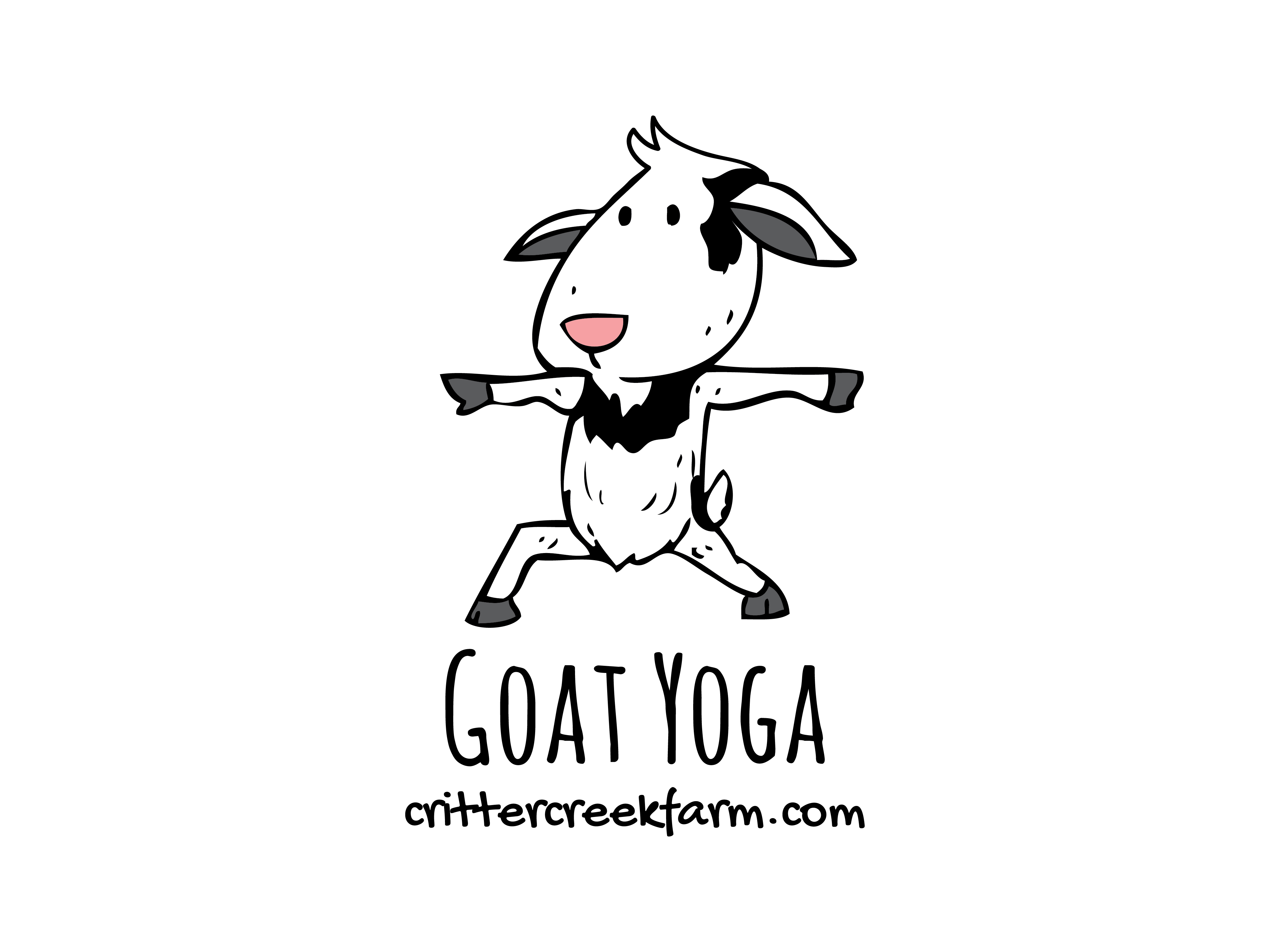 Goat Yoga With Critter Creek Farm