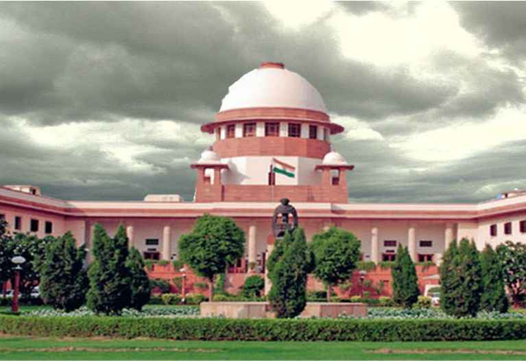 Original Jurisdiction and Composition of Supreme Court of India