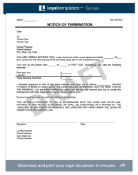 Eviction Notice - Create a Free Eviction Letter in Minutes