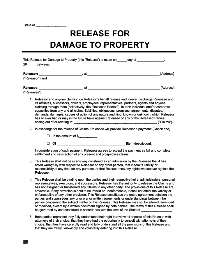 Liability waiver template for Waiver of liability template uk