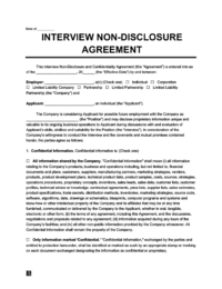 Easily personalize, print or download your form in minutes. Non Disclosure Agreement Template Free Create Download Print