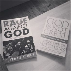 Hitchens brothers' contrary books