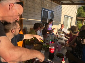 Home Group BBQ