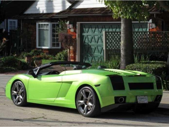 2008 Lamborghini Gallardo Lime Green 15