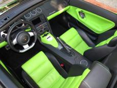 2008 Lamborghini Gallardo Lime Green 6