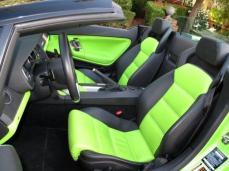 2008 Lamborghini Gallardo Lime Green 8