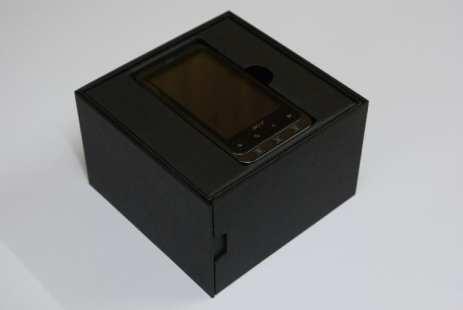Acer Stream - La scatola