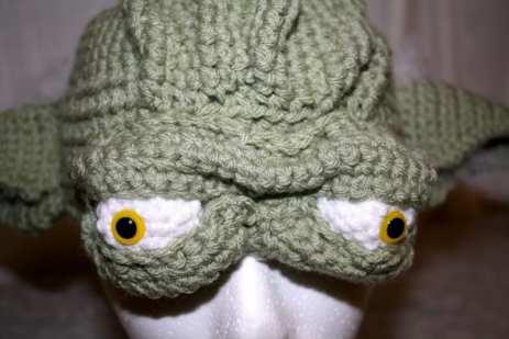 Yoda Hat 1