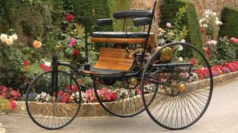 1886 Benz Patent Motorwagen Replica