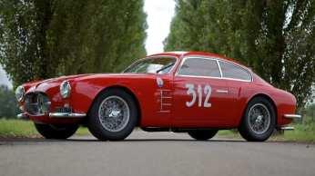 1956 Maserati A6G/2000 Competition Berlinetta - Estimate £590,000-£650,000