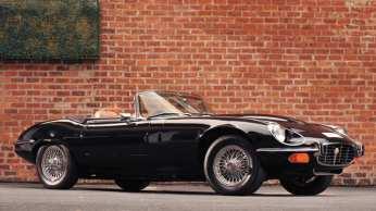 1974 Jaguar E-Type V12 Commemorative Edition Convertible