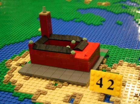 Lego monumenti 42