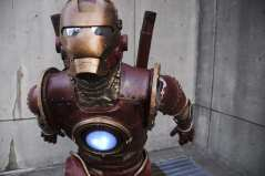 Steampunk Ironman 3