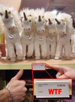 05 Charlie the unicord... prezzo easy!