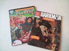 Darkman, Carogne