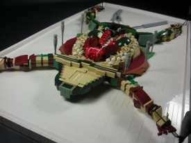 Frog lego 1