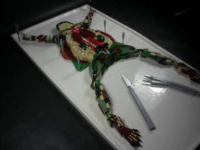 Frog lego 7