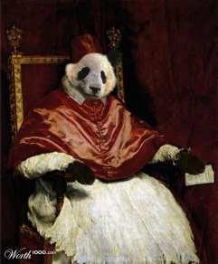 I wonna be a panda!