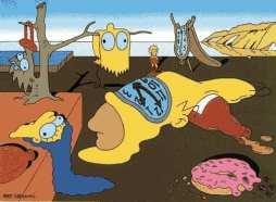La persistenza dei Simpson
