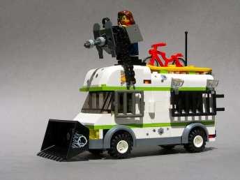 zombie lego van 3