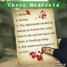 Chris Redfield