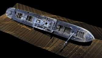 Sonar Shipwrecks