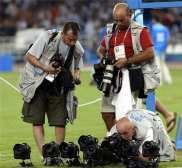 fotografo calcio