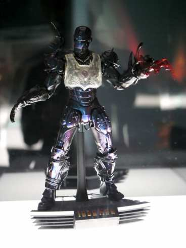 iron man monster