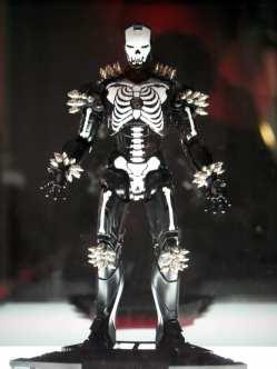 iron man skull