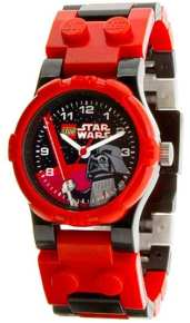 lego star wars watches rosso
