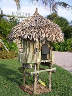 mailbox14 - Grass Shack
