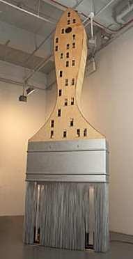 Brush Building