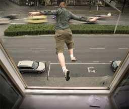 Erik Johansson salto