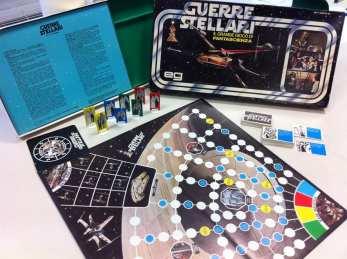 unboxing guerre stellari gioco da tavolo