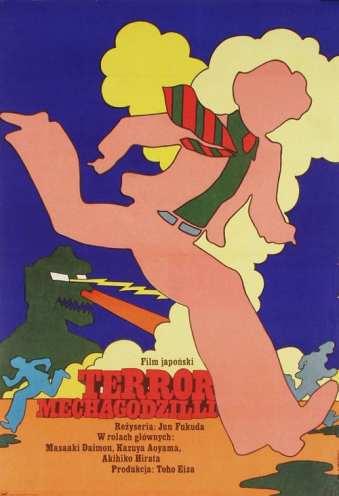 Il terrore di Mechagodzilla (Polonia 1977)