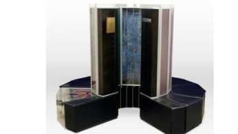 Supercomputer - Cary 1, 1976