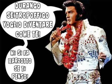 Elvis ama Durango