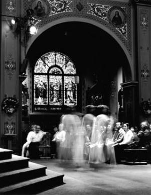Cathedral © Pete Eckert , 2003