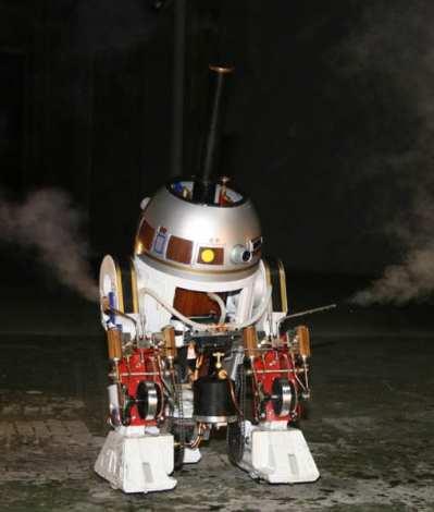 R2d2 Steampunk2