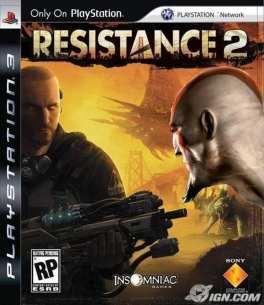 Resistance 2 vs Kratos