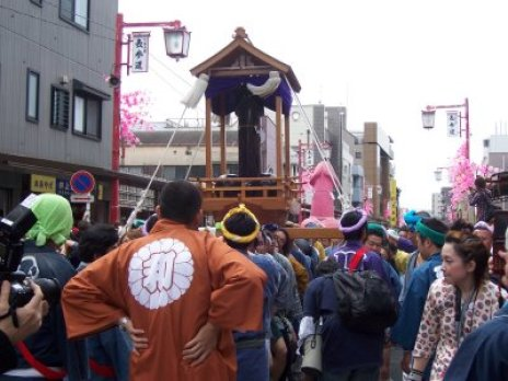 Peace Festival and Kanamara Matsuri 129