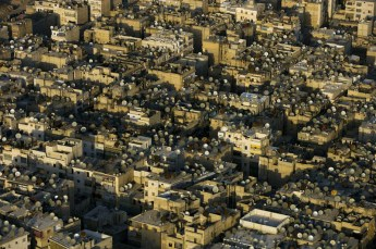 21. Satellite-dishes-on-the-roofs-of-Aleppo-Syria
