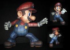 Super Mario Papercraft - Pro version