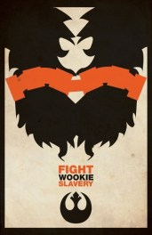 fight wookie slavery